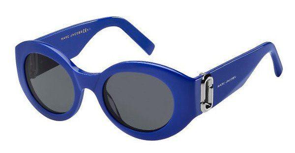MARC JACOBS Marc Jacobs Damen Sonnenbrille » MARC 180/S«, blau, ZX9/IR - blau/grau