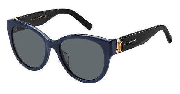 MARC JACOBS Marc Jacobs Damen Sonnenbrille » MARC 181/S«, schwarz, 807/IR - schwarz/grau