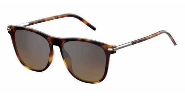 MARC JACOBS Marc Jacobs Sonnenbrille » MARC 49/S«, braun, TLR/GG - braun/braun