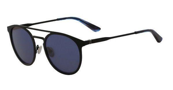 Calvin Klein Herren Sonnenbrille » CK8034S«, schwarz, 001 - schwarz