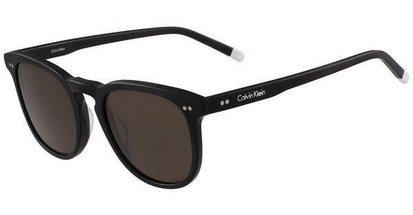 Calvin Klein Sonnenbrille schwarz 5WwraU