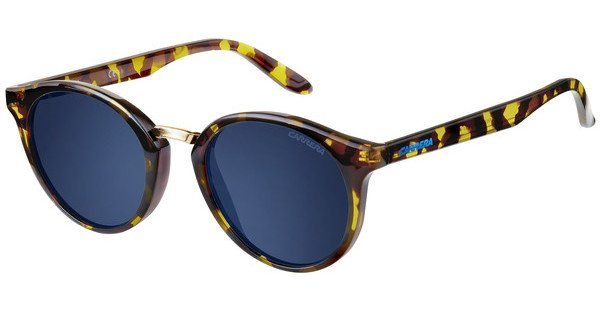 Carrera Eyewear Sonnenbrille » CARRERA 5036/S«, braun, UTZ/KU - braun/blau