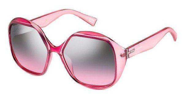 MARC JACOBS Marc Jacobs Damen Sonnenbrille » MARC 195/S«, rosa, FWM/VQ - rosa/rosa