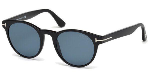 Tom Ford Sonnenbrille »Palmer FT0522«, braun, 56N - braun/grün