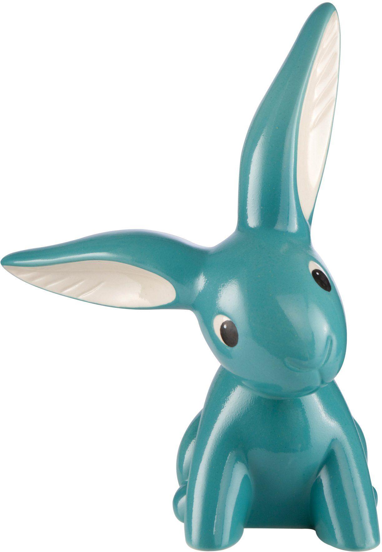 Goebel Hase Bunny de luxe, »Turquoise Bunny«