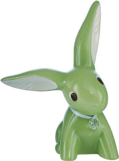Goebel Sammelfigur »Green Big Bunny« (1 Stück), Bunny de luxe