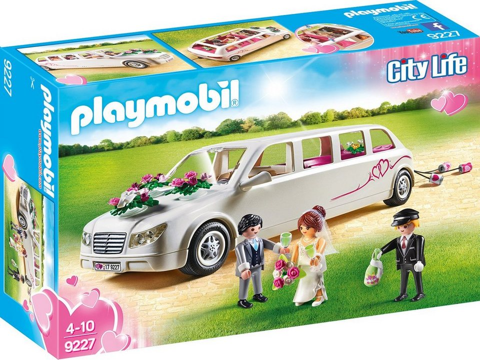 Playmobil® Hochzeitslimousine (9227),  City Life