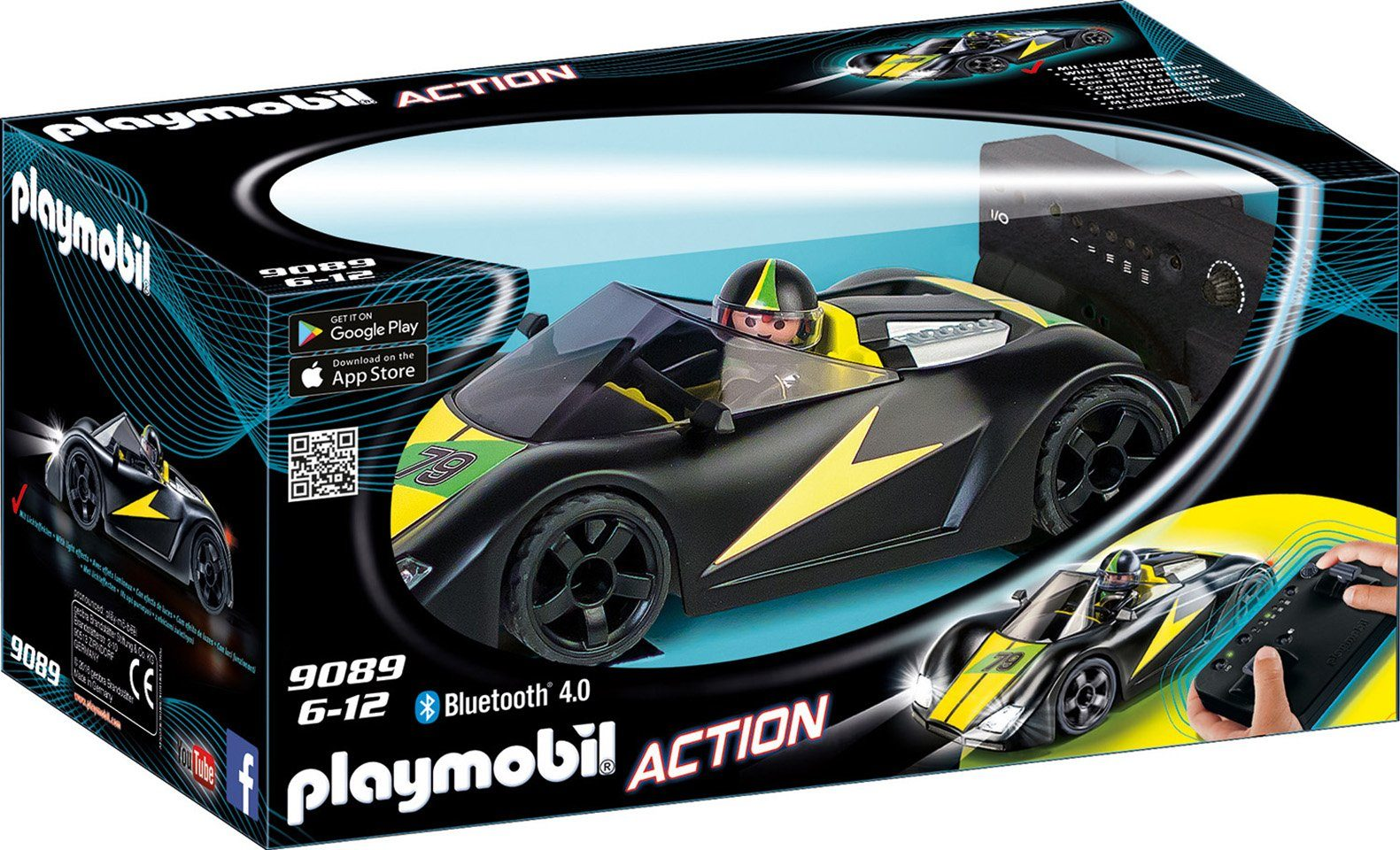 Playmobil® RC-Supersport-Racer (9089), »Action«