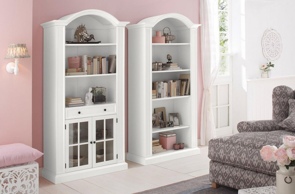 home affaire glast ren set passendes zubeh r zum regal lille online kaufen otto. Black Bedroom Furniture Sets. Home Design Ideas