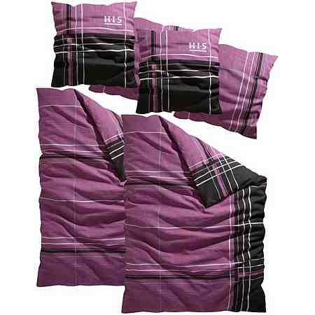Weitere Bettwäsche: 4-teilige Bettwäsche