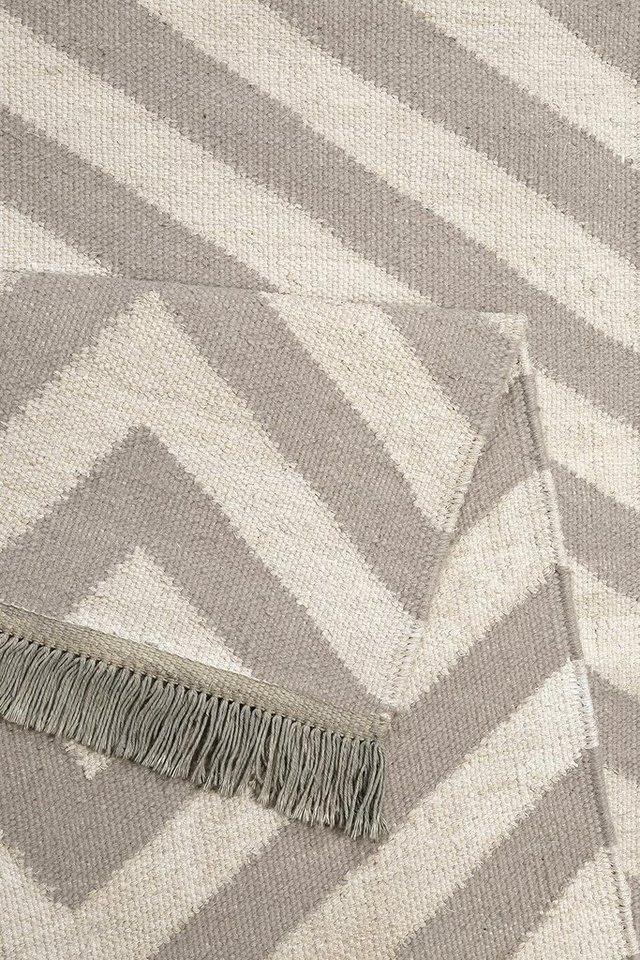 Teppich »Edgy Corners«, carpets&co, rechteckig, Höhe 5 mm