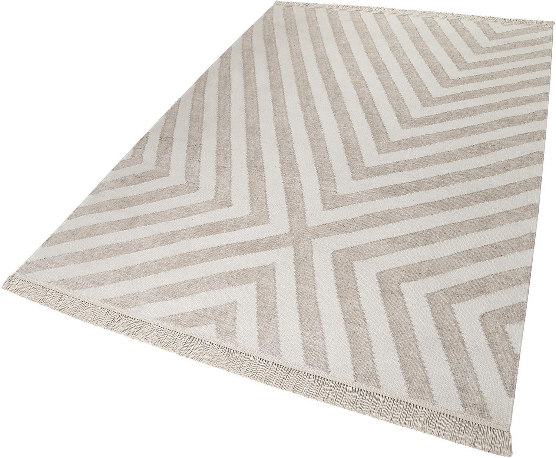 Teppich »Edgy Corners«, carpets&co, rechteckig, Höhe 5 mm - broschei