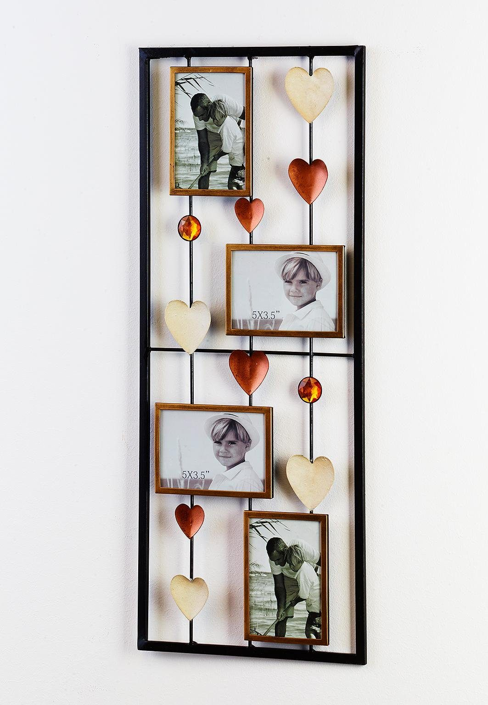 Home affaire Wanddekoration mit Bilderhalter aus Metall