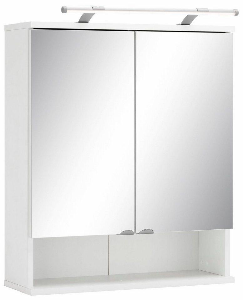 Schildmeyer spiegelschrank paxos online kaufen otto for Schildmeyer spiegelschrank