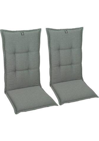 GO-DE Paaukštinta pagalvėlė gultui (2 vnt. r...
