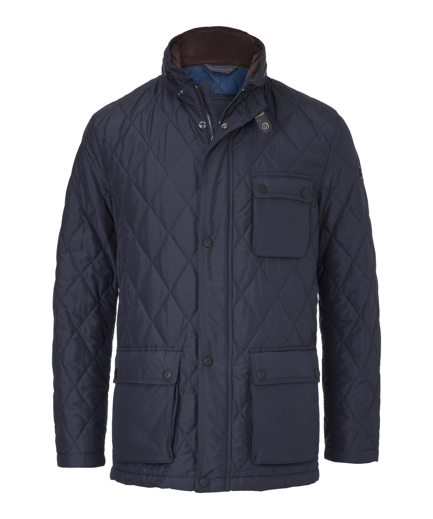 BRAX Milano - Herrenjacke Outdoor »Klassische Steppjacke im legeren Look«