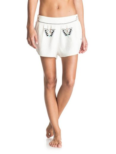 Roxy Bestickte Shorts Flying Birds - Bestickte Shorts