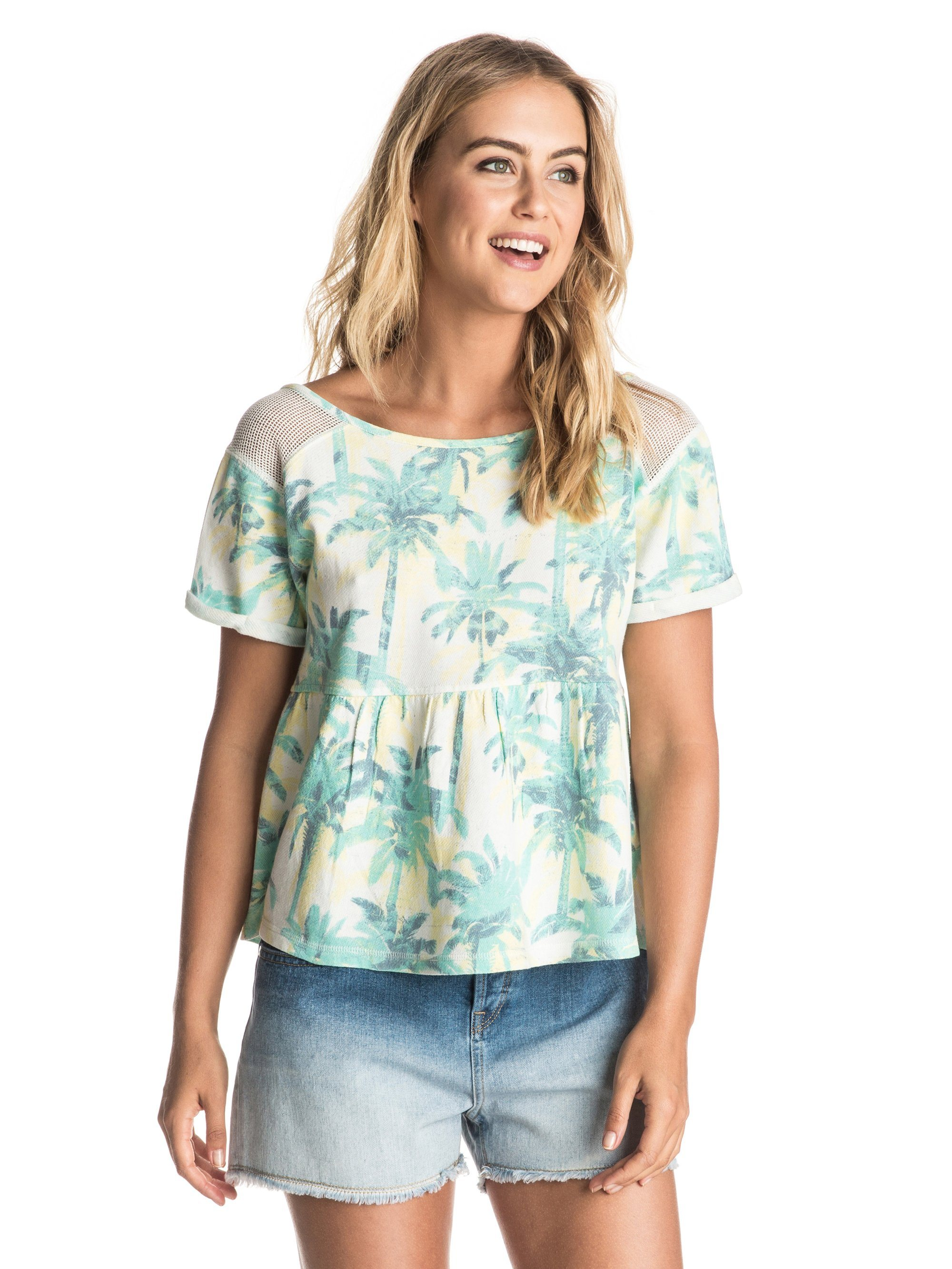 Roxy Empire-Top »Alaia Ride Printed - Empire-Top«