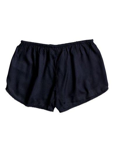 Roxy Viskose-Shorts Mystic Topaz - Viskose-Shorts
