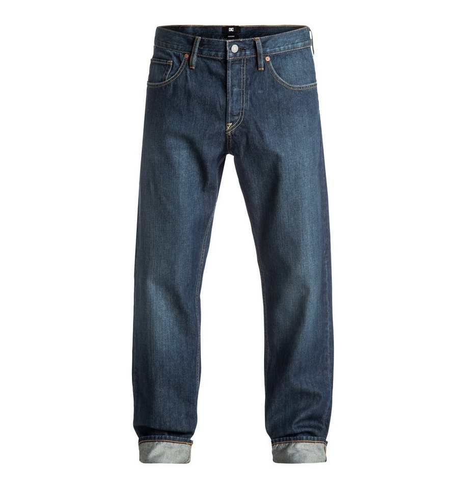 DC Shoes Roomy Fit Jeans »Worker Roomy Stone Wash - Roomy Fit Jeans« online kaufen | OTTO