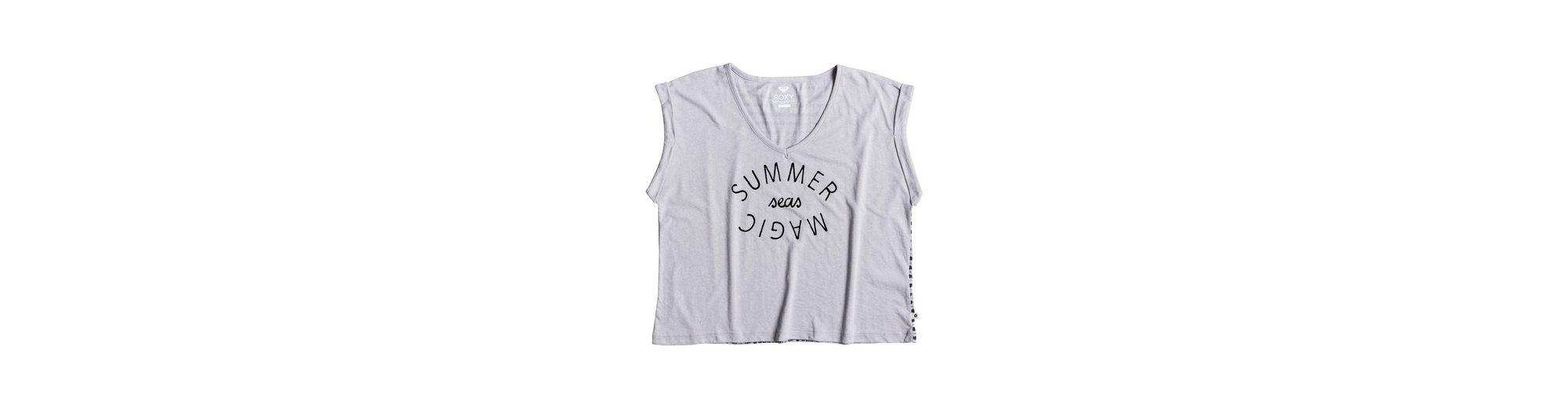 Roxy T-Shirt mit gekrempelten Ärmeln Guerrero Locals Dreamer - T-Shirt Klassische Online-Verkauf p72bEZ