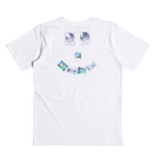 DC Shoes T-Shirt Wes Smile - T-Shirt