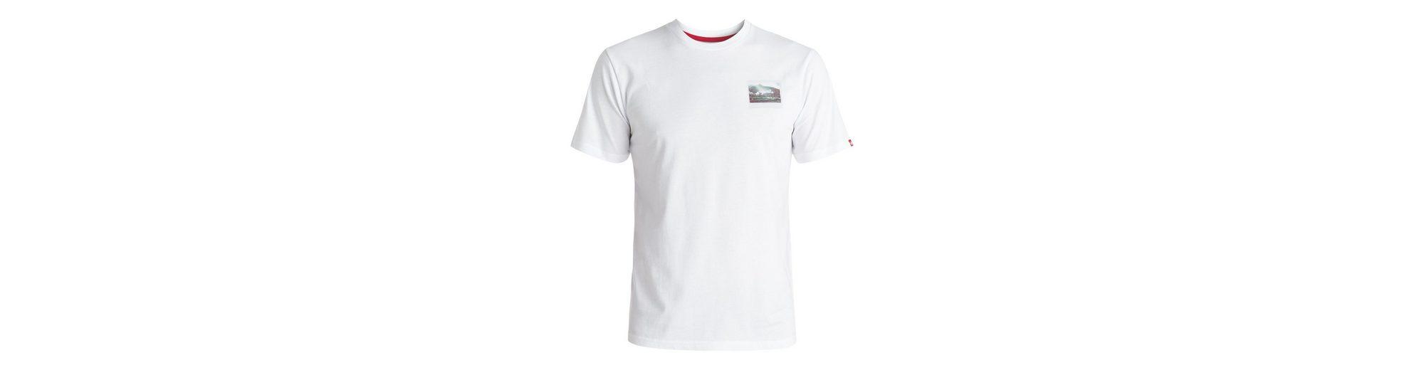 DC Shoes T-Shirt Wes Smile - T-Shirt 2018 Neuer Online-Verkauf 14sCvNP