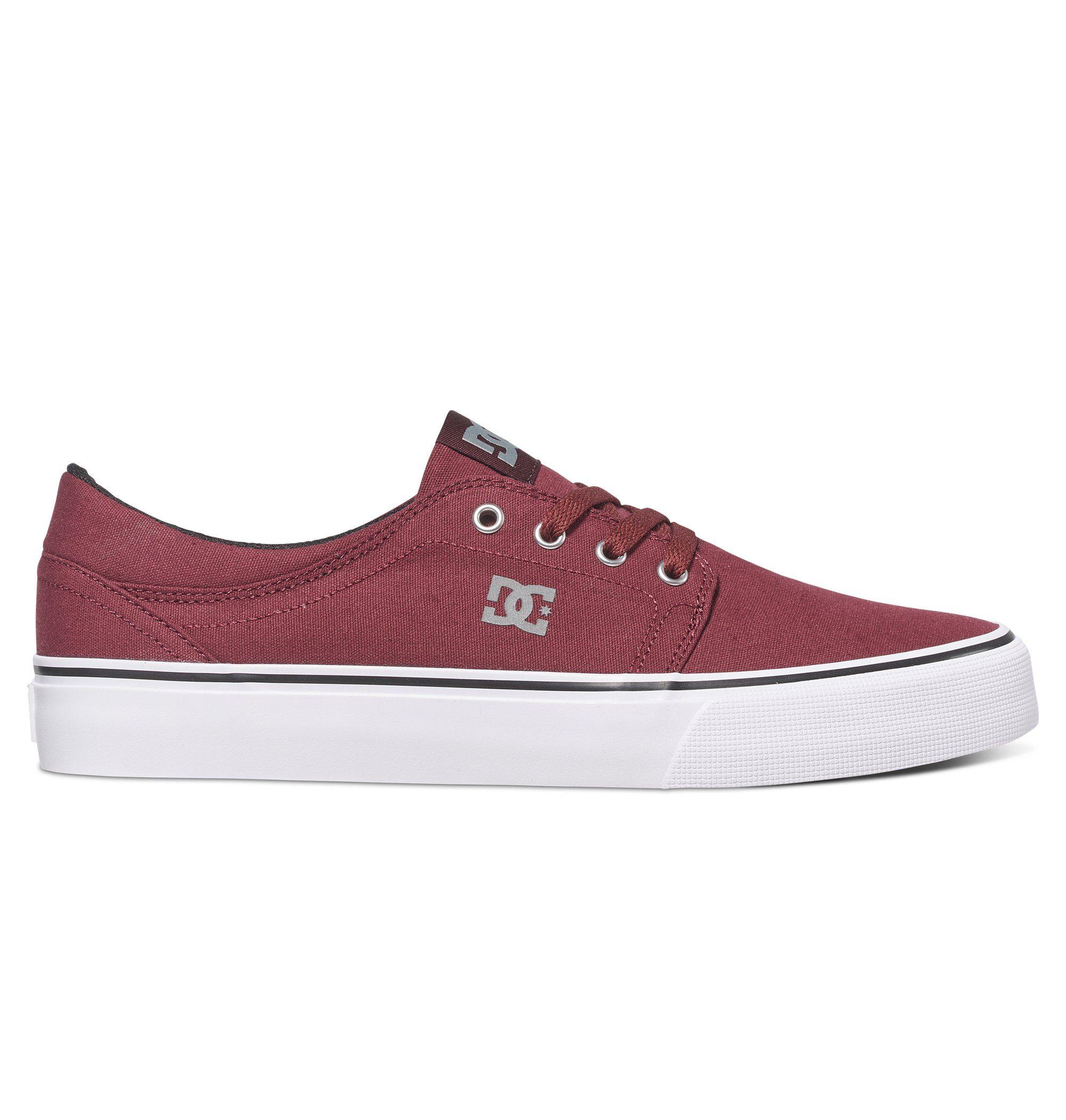 DC Shoes Schuhe Trase TX online kaufen  Ox blood