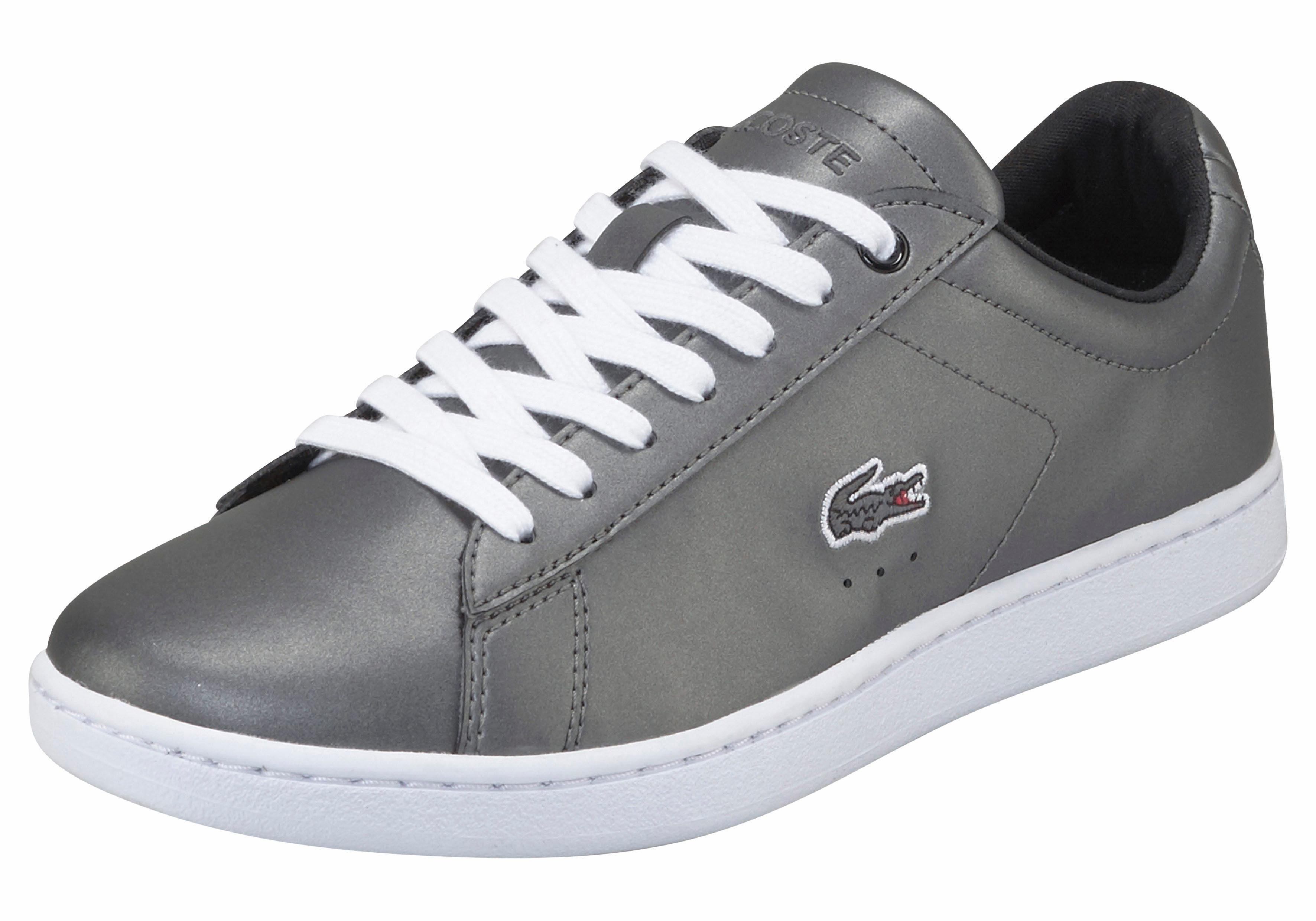 Lacoste Carnaby Evo 317 4 Sneaker online kaufen  metallicgrau