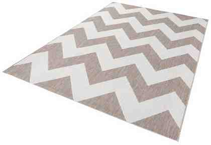 Teppich »Unique«, bougari, rechteckig, Höhe 8 mm, Flachgewebe