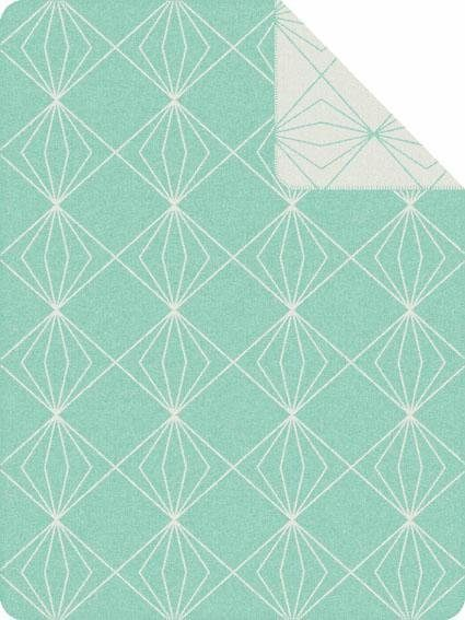 Wohndecke, Ibena, »Solna«, im Diamanten Design