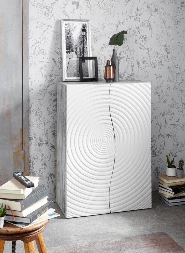 home affaire kommode portland breite 70 cm otto. Black Bedroom Furniture Sets. Home Design Ideas