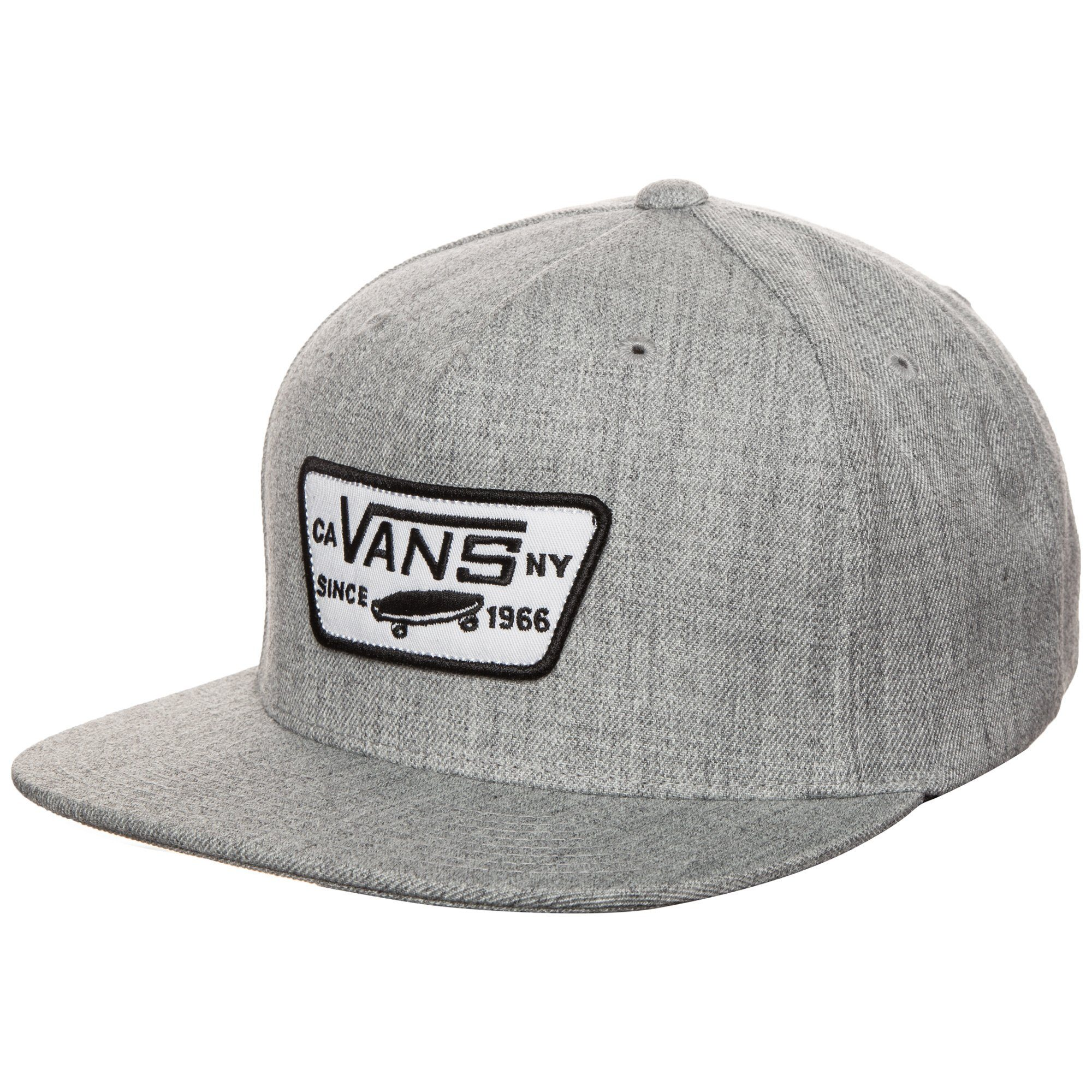 VANS Full Patch Snapback Cap