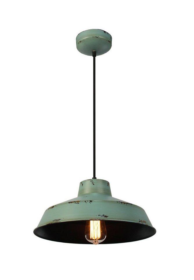 brilliant leuchten desert pendelleuchte 1 flammig blau. Black Bedroom Furniture Sets. Home Design Ideas