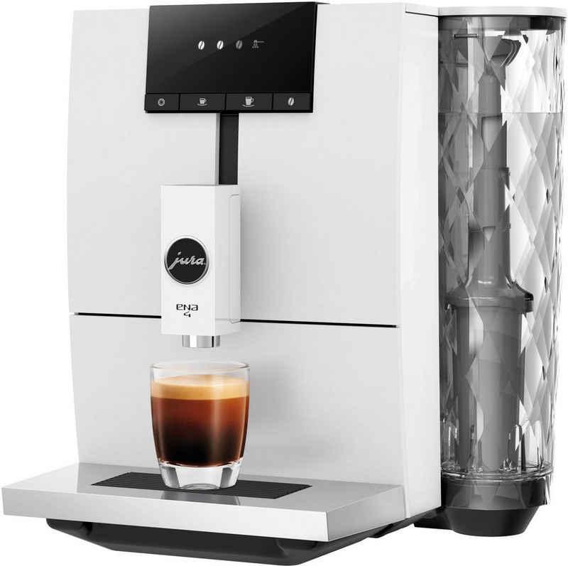 JURA Kaffeevollautomat 15345 ENA 4 Full Nordic White (EA)