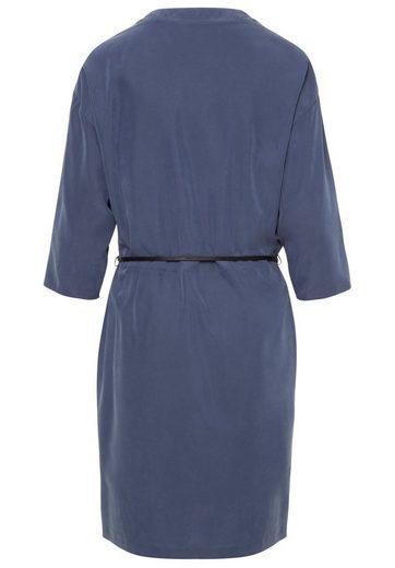 Apart Kleid V-Ausschnitt