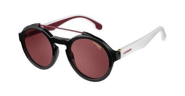 Carrera Eyewear Herren Sonnenbrille » CARRERA 1002/S«, schwarz, 003/9O - schwarz/grau