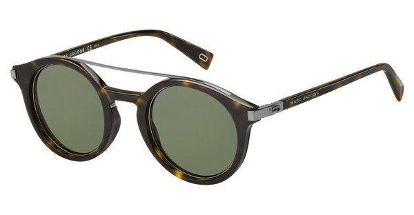 MARC JACOBS Marc Jacobs Sonnenbrille » MARC 173/S«, braun, 086/QT - braun/grün