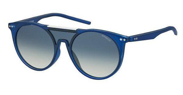 Polaroid Sonnenbrille » PLD 6022/S«, weiß, VK6/LB - weiß/grün