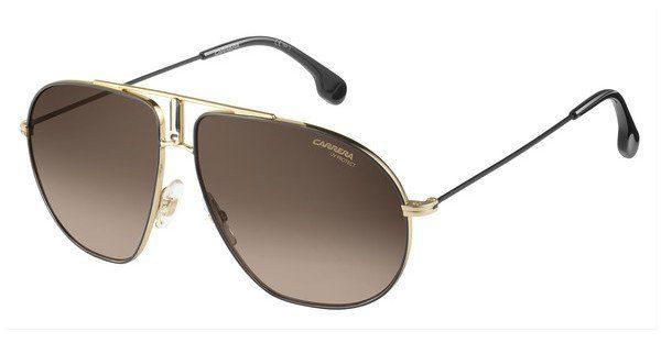 Carrera Eyewear Sonnenbrille » CARRERA BOUND«, schwarz, 2M2/HA - schwarz/braun