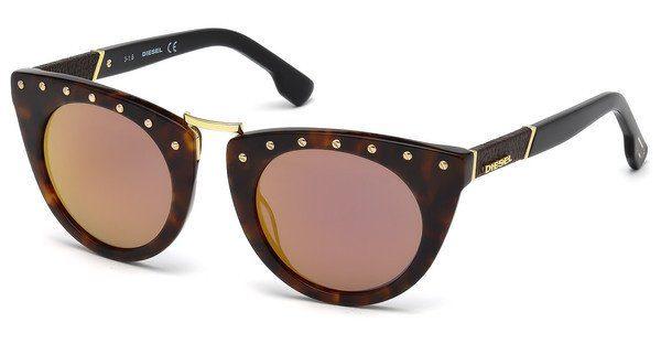 Diesel Sonnenbrille DL0211 52X Sonnenbrille Damen WTbfW4C
