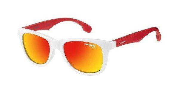 Carrera Eyewear Kinderbrillen Sonnenbrille » CARRERINO 20«, weiß, JQO/VQ - weiß/rosa