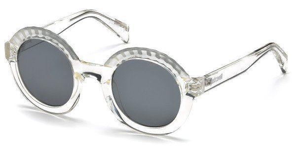 Just Cavalli Damen Sonnenbrille » JC753S«, grau, 20A - grau/grau