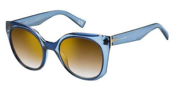 MARC JACOBS Marc Jacobs Damen Sonnenbrille » MARC 196/S«, blau, PJP/JL - blau/ gold