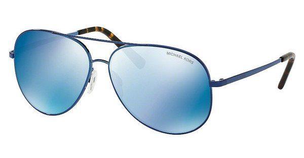 Michael Kors Sonnenbrille Mk5016, UV 400, blau