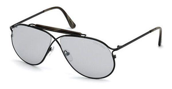 Tom Ford Sonnenbrille » FT0621«, schwarz, 01C - schwarz/grau