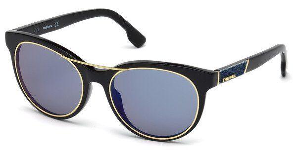Diesel Damen Sonnenbrille » DL0213«