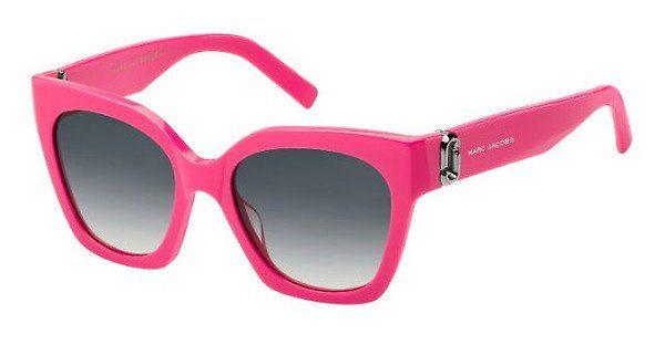 MARC JACOBS Marc Jacobs Damen Sonnenbrille » MARC 182/S«, rosa, MU1/9O - rosa/grau