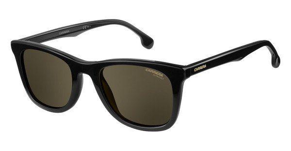 Carrera Eyewear Herren Sonnenbrille » CARRERA 5041/S«, schwarz, 807/9O - schwarz/grau