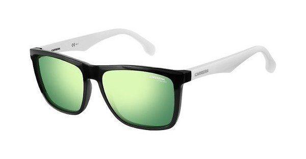 Carrera Eyewear Herren Sonnenbrille » CARRERA 5041/S«, schwarz, 2OS/HA - schwarz/braun